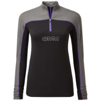 OMM Womens Vector Zip