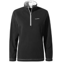 Craghoppers Womens Miska V Half Zip Fleece