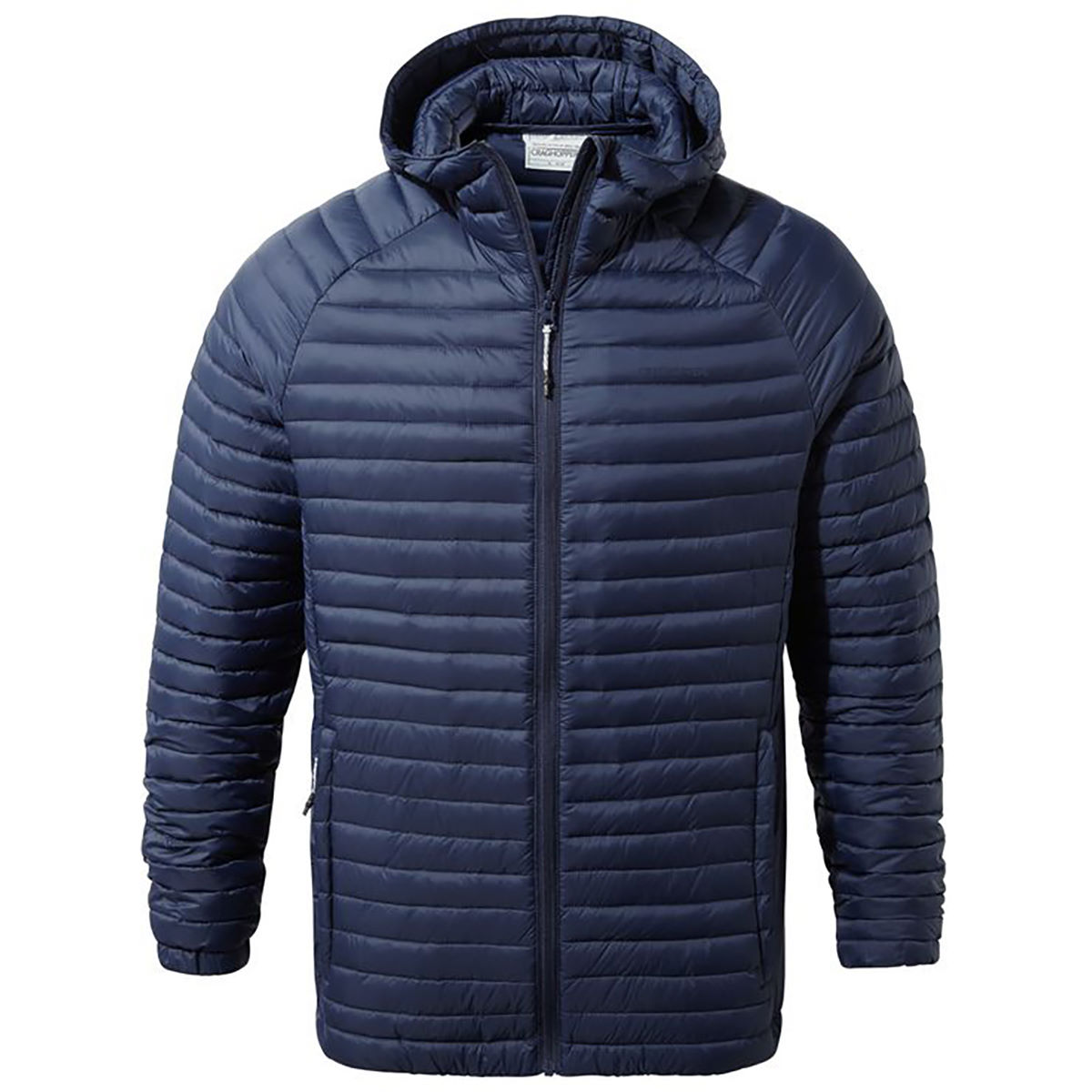 Craghoppers Venta Lite Hooded Jacket - Extra Large Blue Navy  Jackets