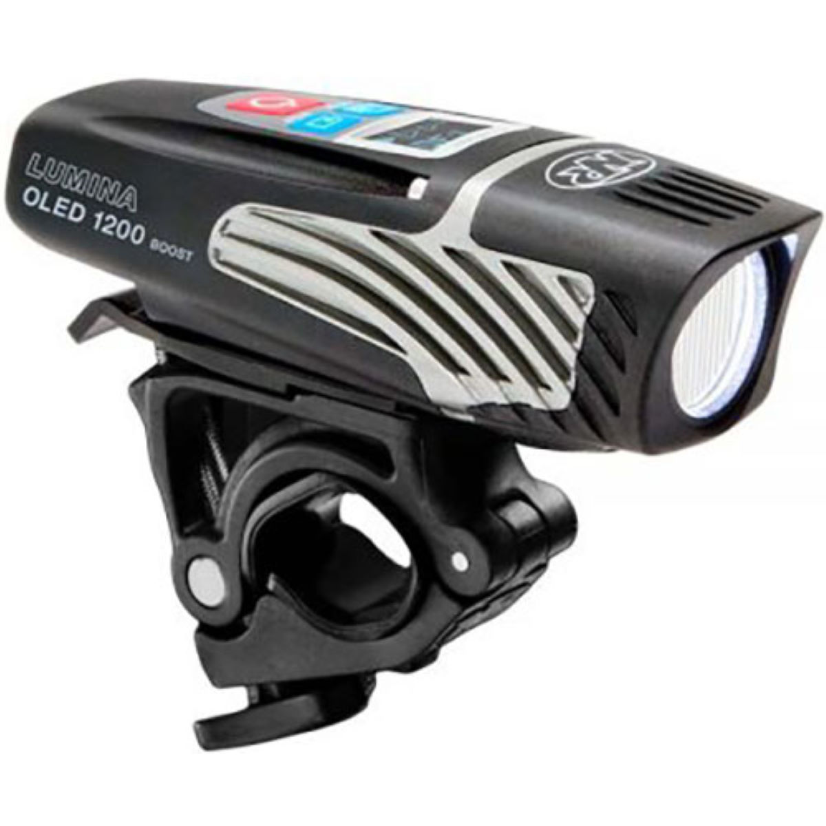 Image of Eclairage avant NiteRider Lumina 1200 Oled Boost - One Size Noir
