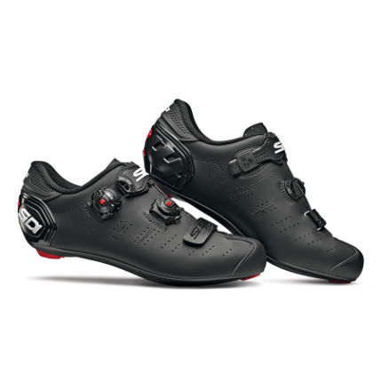 Sidi Ergo 5 Mega Matt Road Shoes (Wide Fit)