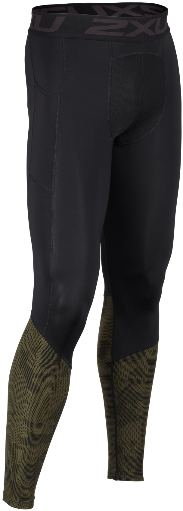 2XU Accelerate Compression Tights with Storage | Compression