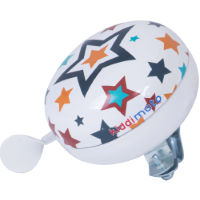 Kiddimoto Stars Bike Bell Large