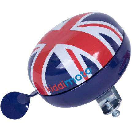 Kiddimoto Union Jack Bike Bell