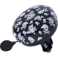 Kiddimoto Skulls Bike Bell Large