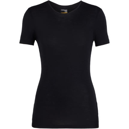 Icebreaker Women's 175 Everyday Merino SS Crewe