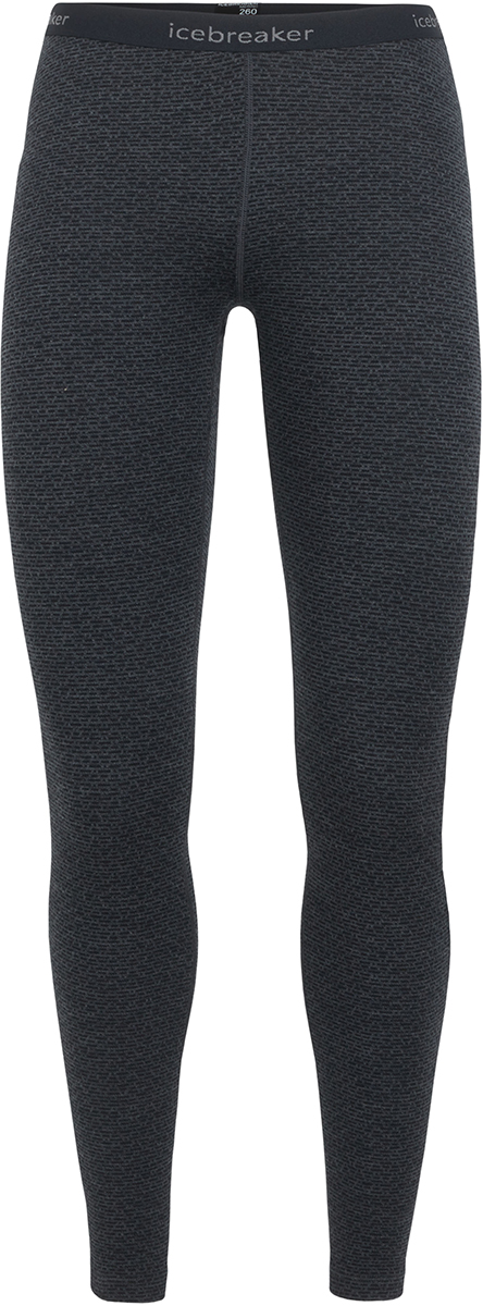 Icebreaker Women/'s Vertex Leggings Black Medium