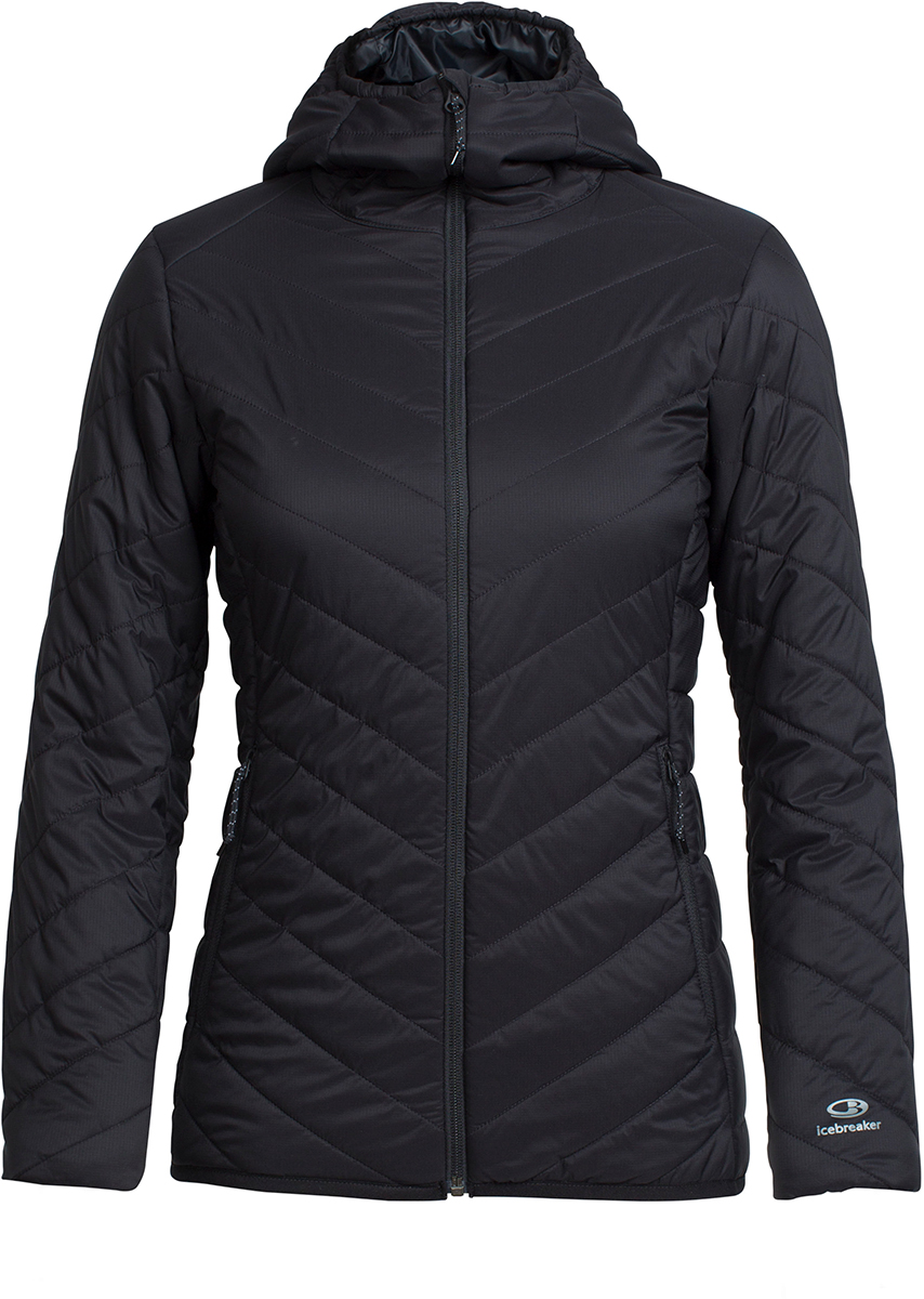 Icebreaker Women's Hyperia Merino Hooded Jacket | Jackets