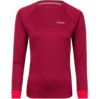 Berghaus Womens Thermal Tech Tee LS Crew