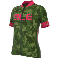 Alé Kids Excel Girls Militare Short Sleeve Jersey