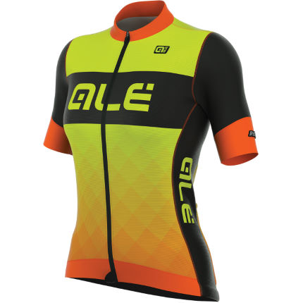 Alé Women's R-EV1 Rumbles Short Sleeve Jersey