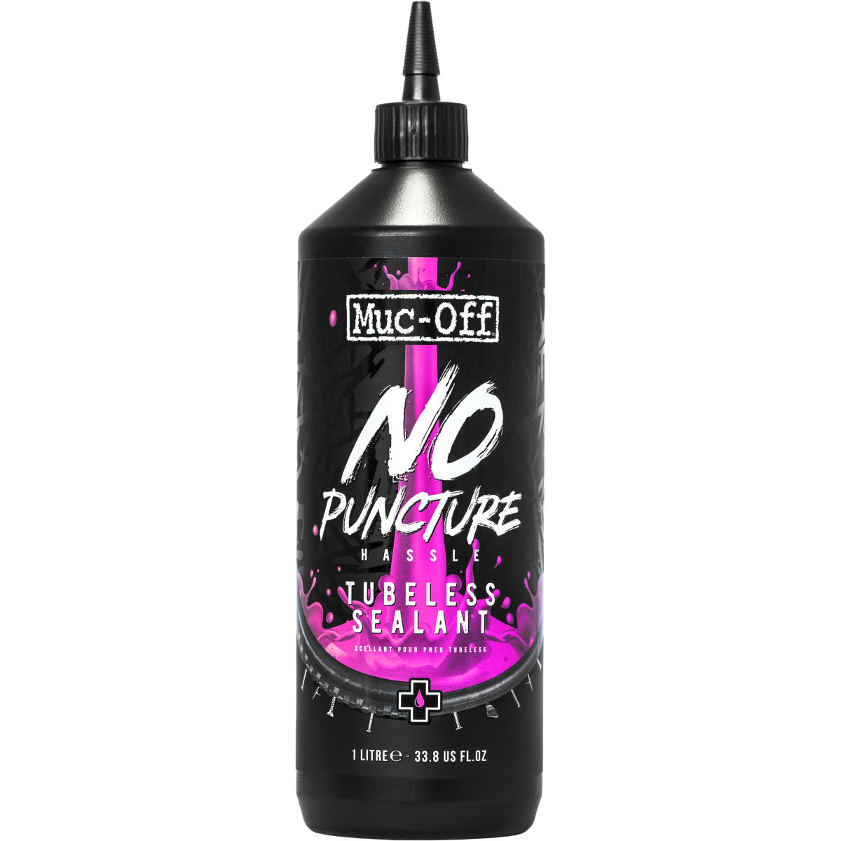 Muc-Off Muc-Off No Puncture Hassle 1L   Puncture Repair