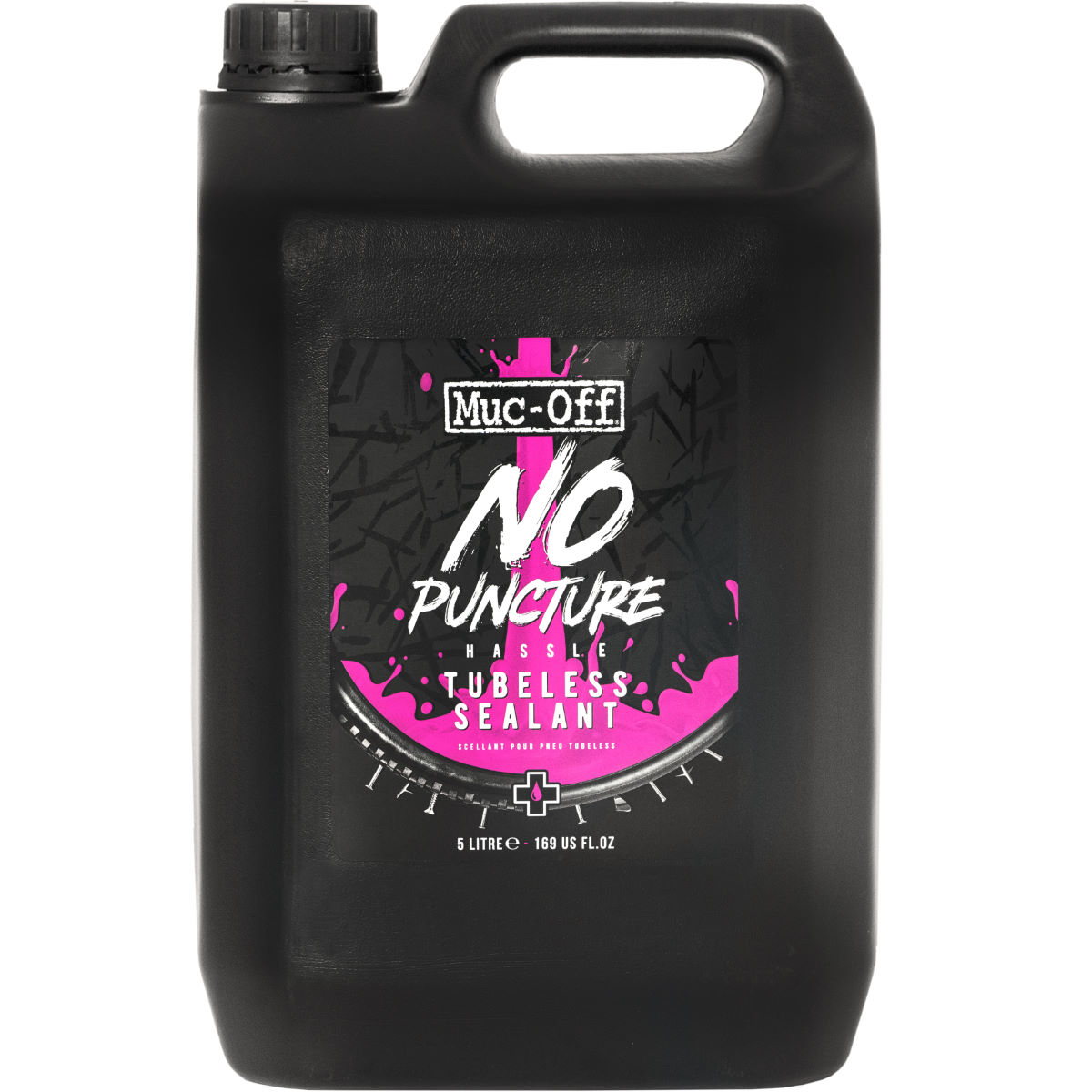 Muc-Off Muc-Off No Puncture Hassle 5L   Puncture Repair