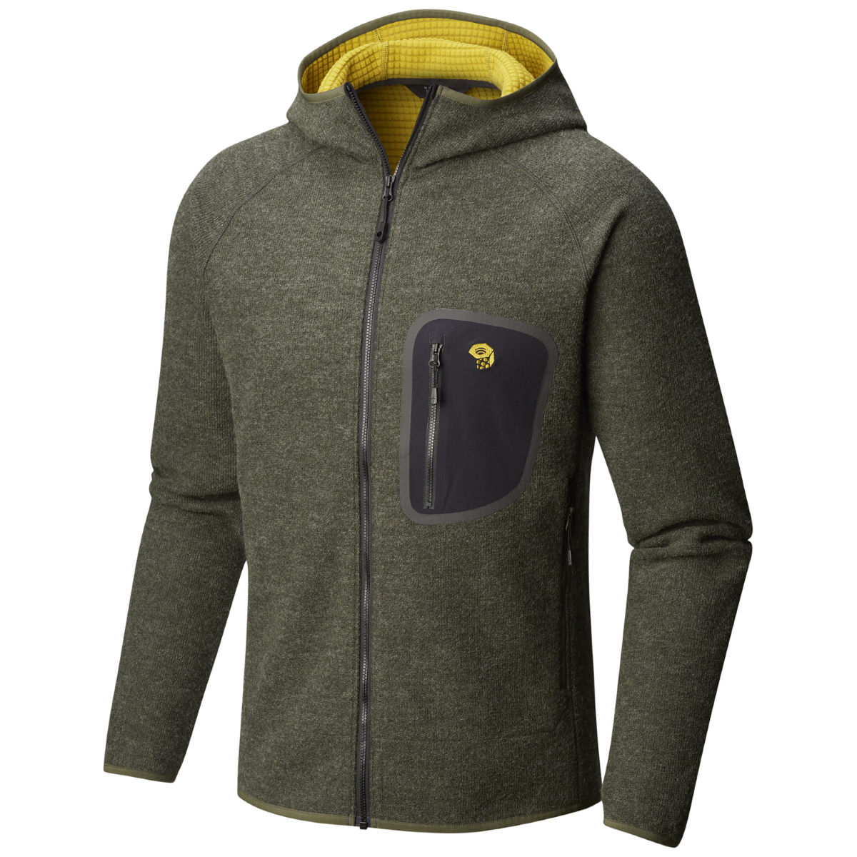 Mountain Hardwear Mountain Hardwear Hatcher™ Full Zip Hoody   Fleeces