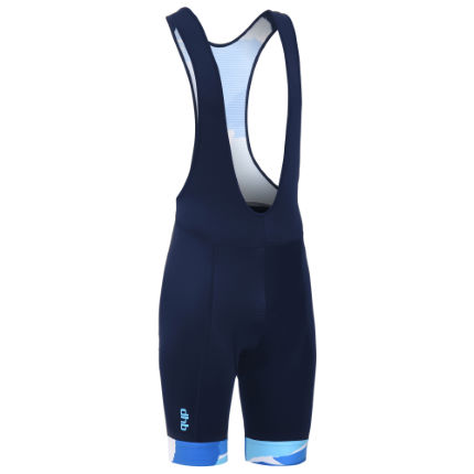 dhb Blok Bib Short - WAVES