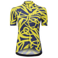 dhb Blok Womens Short Sleeve Jersey - JAZZ