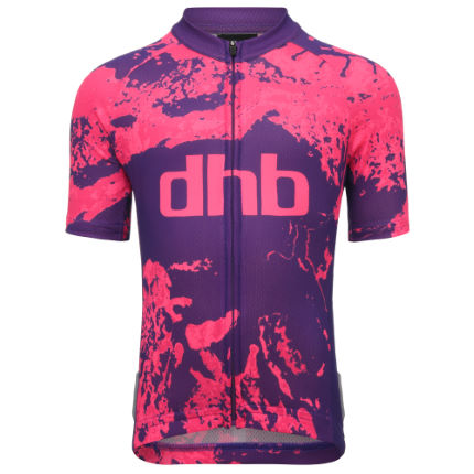dhb Kid's Short Sleeve Jersey - Marble