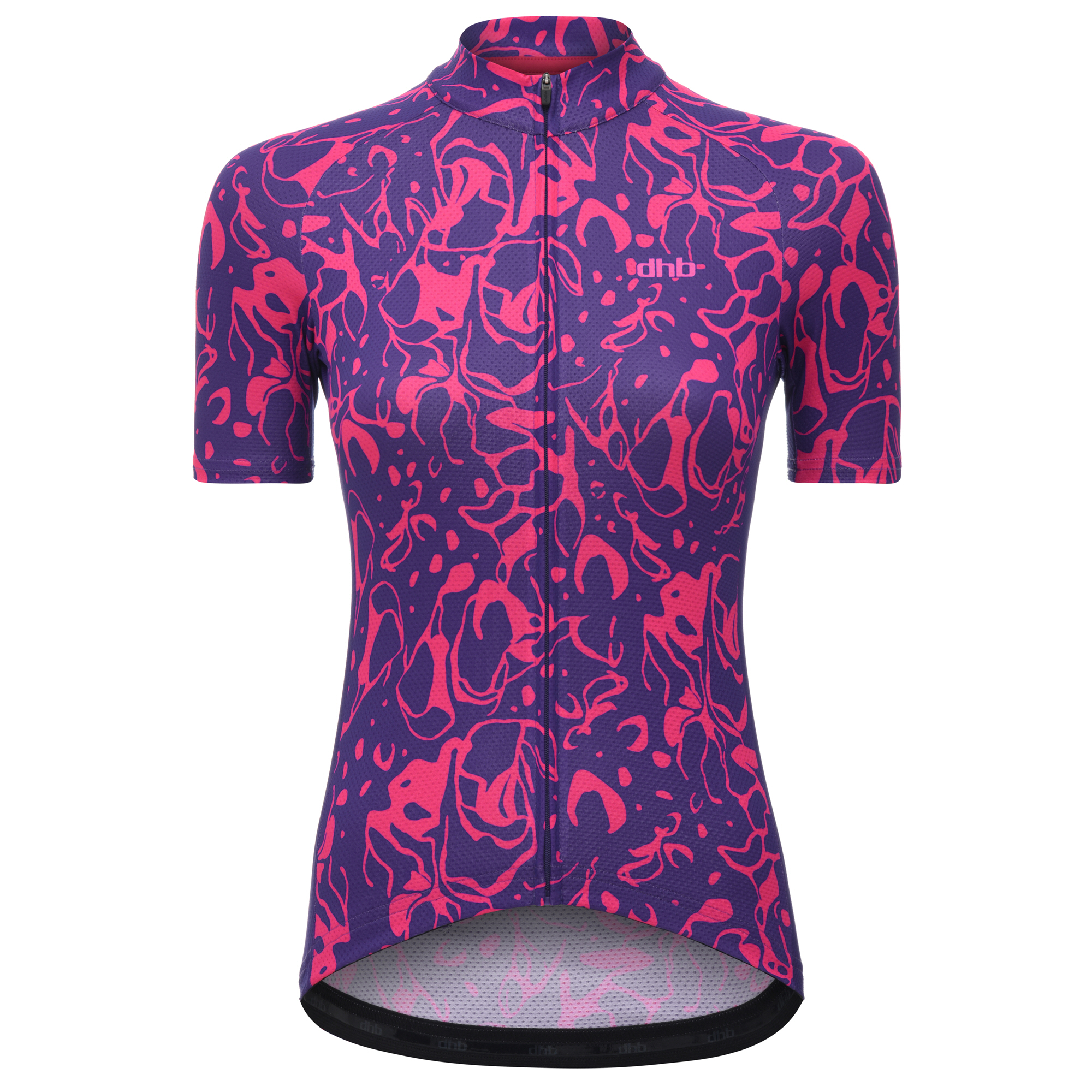 dhb Blok Women's Short Sleeve Jersey - MARBLE | Jerseys