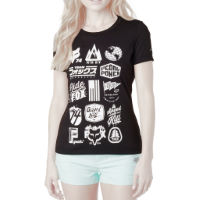 Fox Racing Womens Mountain Division Tech Tee