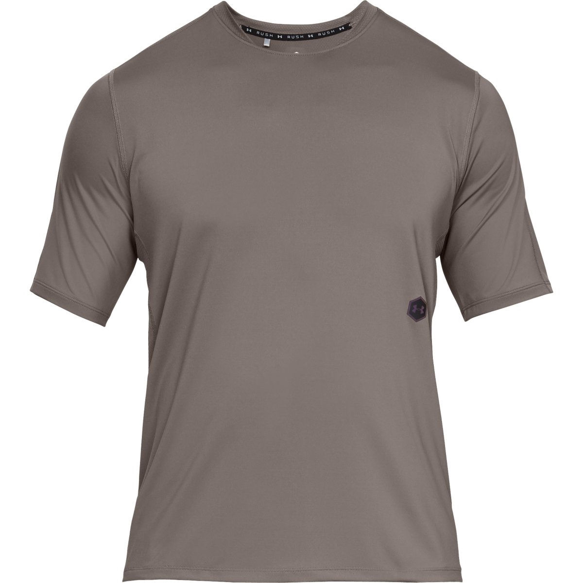 Under Armour Under Armour Rush Run Short Sleeve Top   Compression Tops
