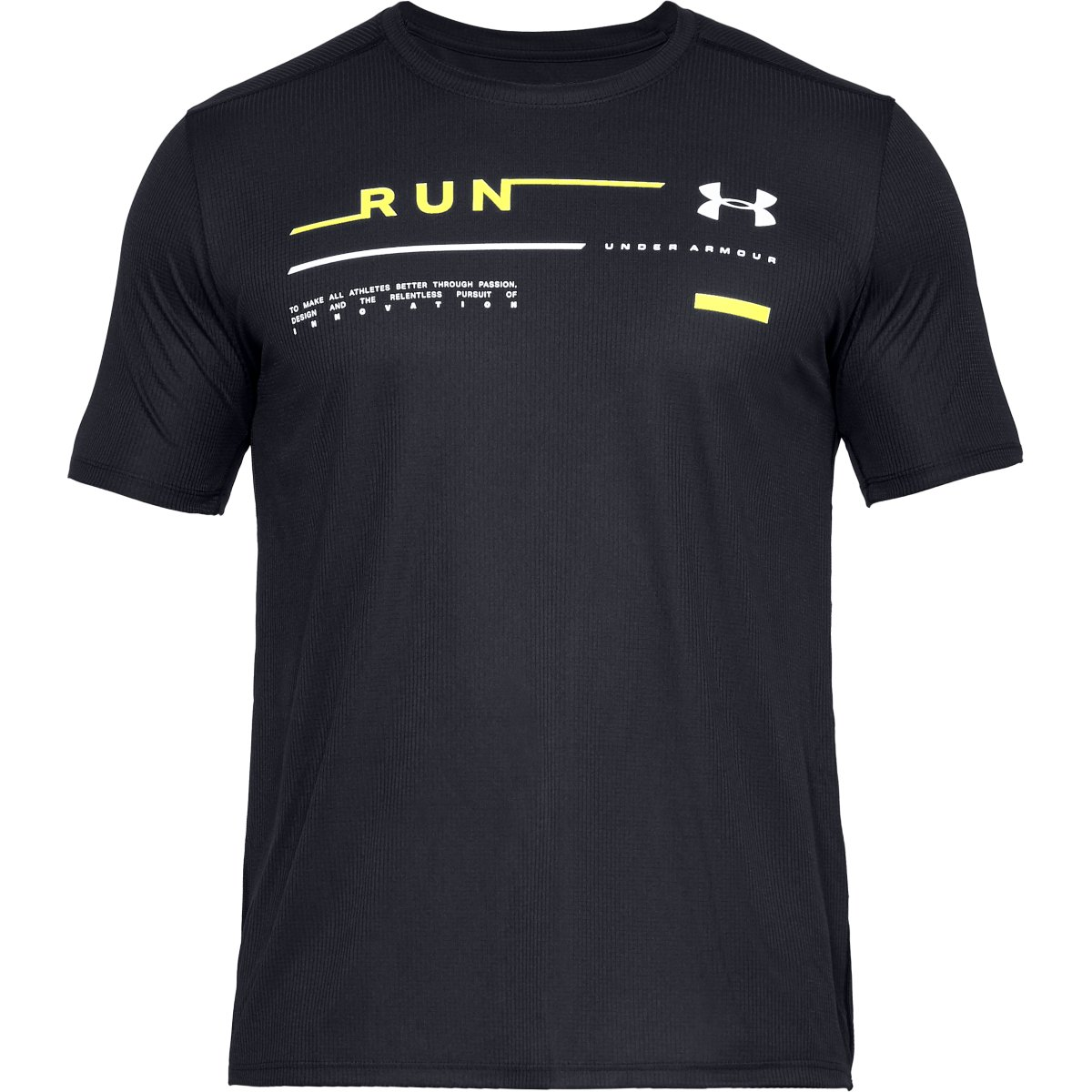 Under Armour Graphic Run Tee | Jerseys