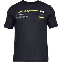 Under Armour Graphic Run Tee