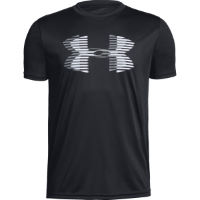 Under Armour Boys Tech Big Logo Tee