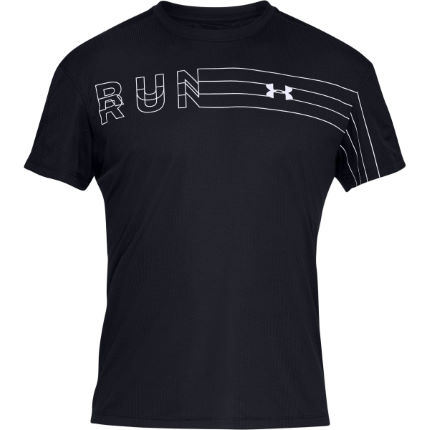 Under Armour Speed Stride Branded Short Sleeve Tee