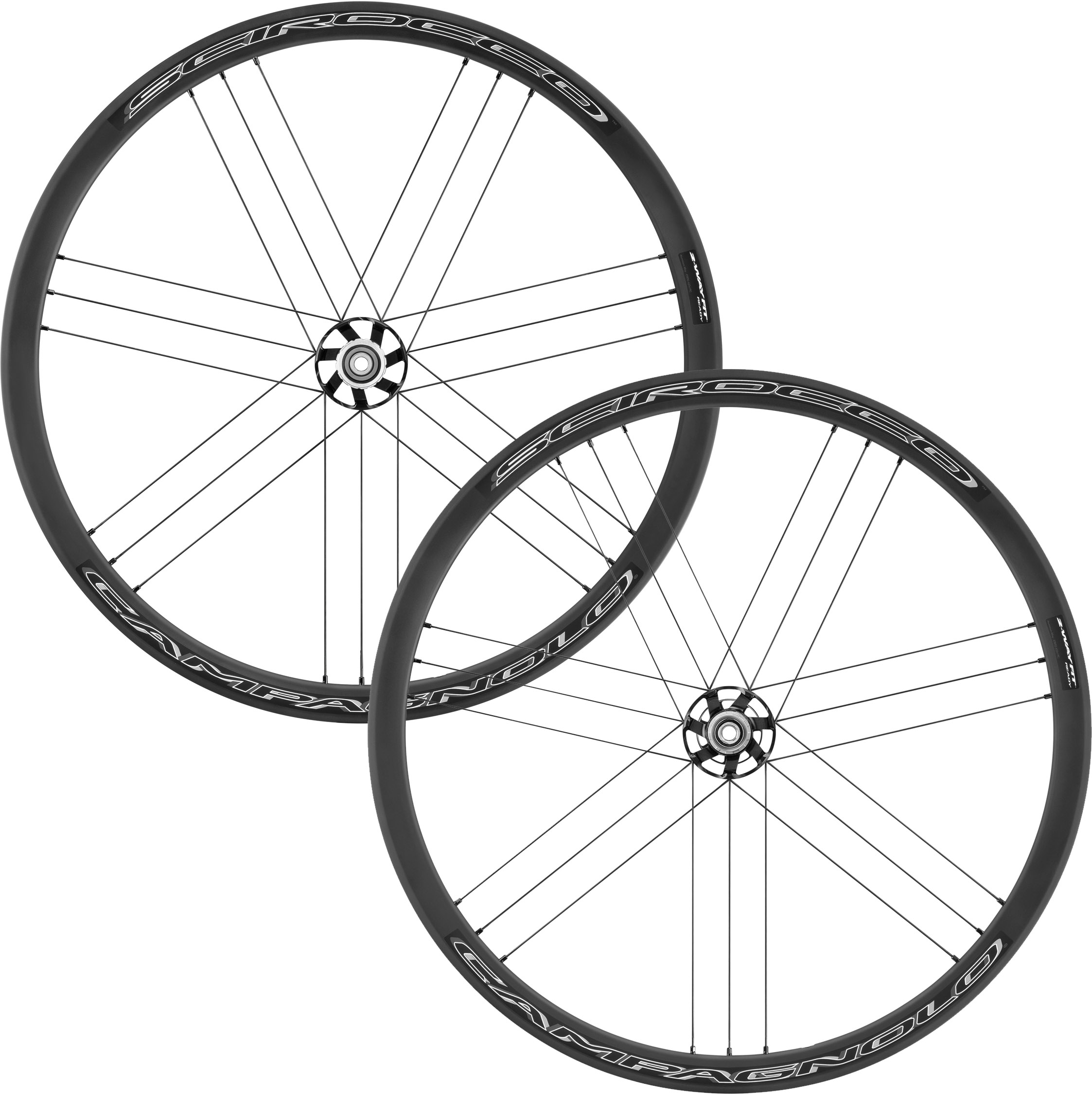 Campagnolo Scirocco DB BT12 Road Wheelset (2019) | Wheelset