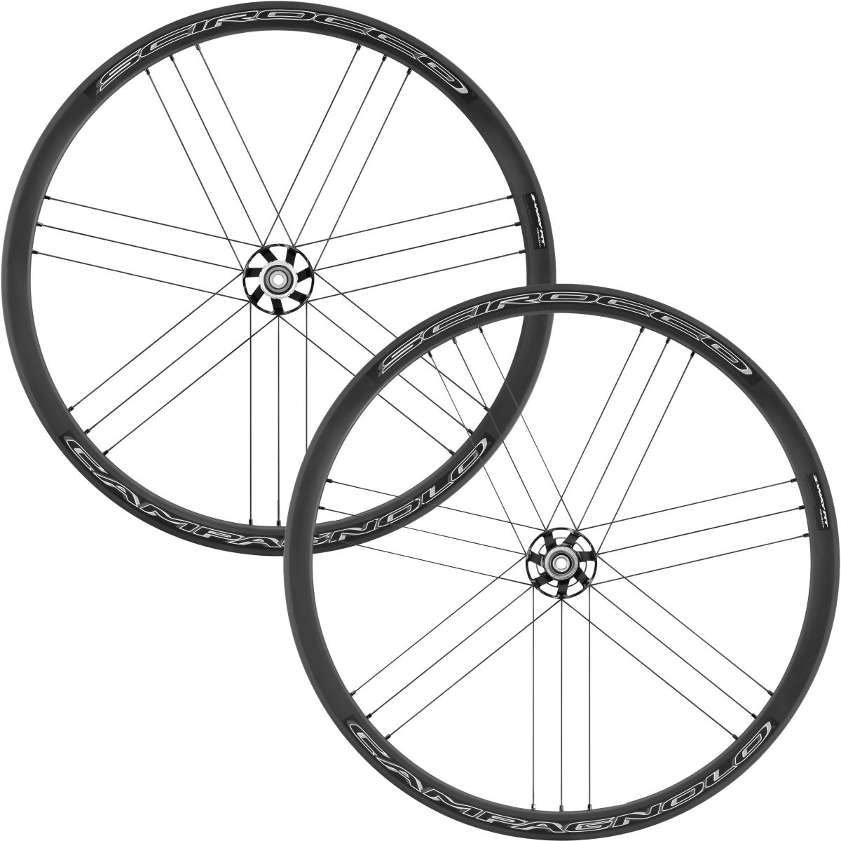 Campagnolo Scirocco DB BT12 Road Wheelset (2019) - Wheel sets