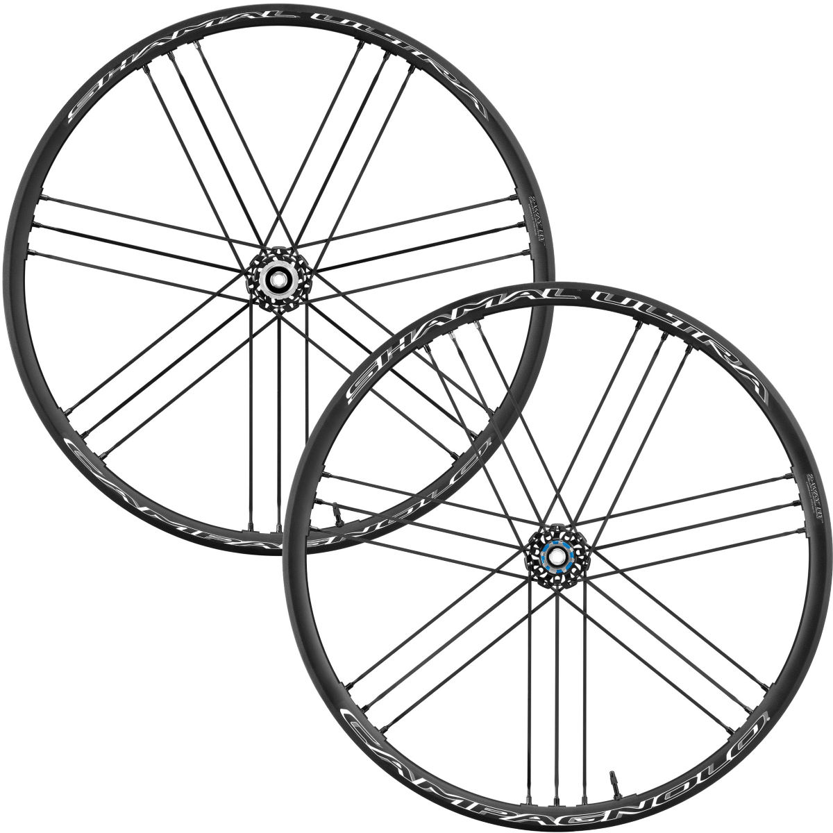 Campagnolo Shamal Ultra DB 2-Way Fit Road Wheelset (2019) - Wheel sets