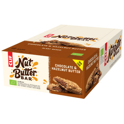 Clif Bar Nut Butter (12 x 50g)