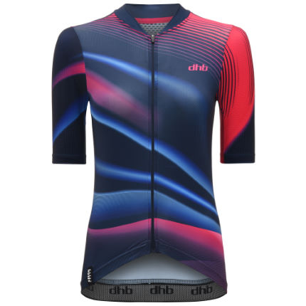 dhb Aeron Speed Women's Short Sleeve Jersey - Vortex