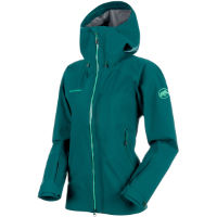 Mammut Womens Masao HS Hooded Jacket