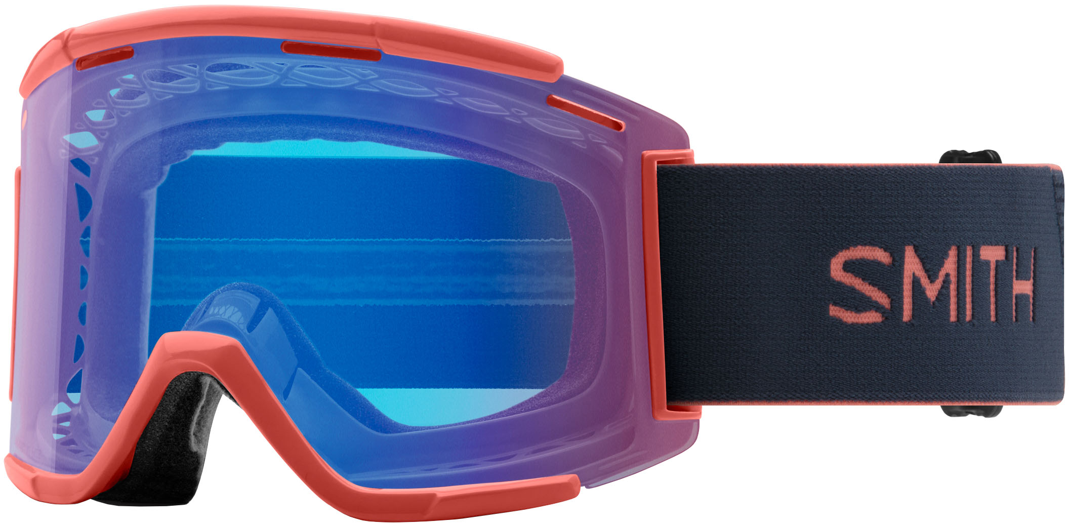 Smith Squad MTB XL Goggles Red Rock | Glasses