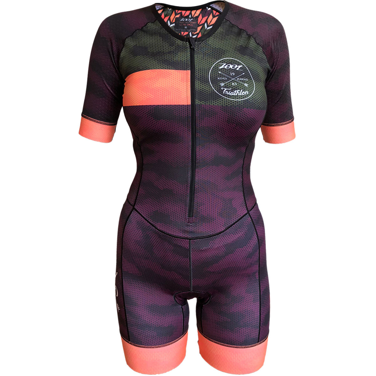Image of Trifonction Femme Zoot LTD Aero Race (manches courtes) - Extra Large