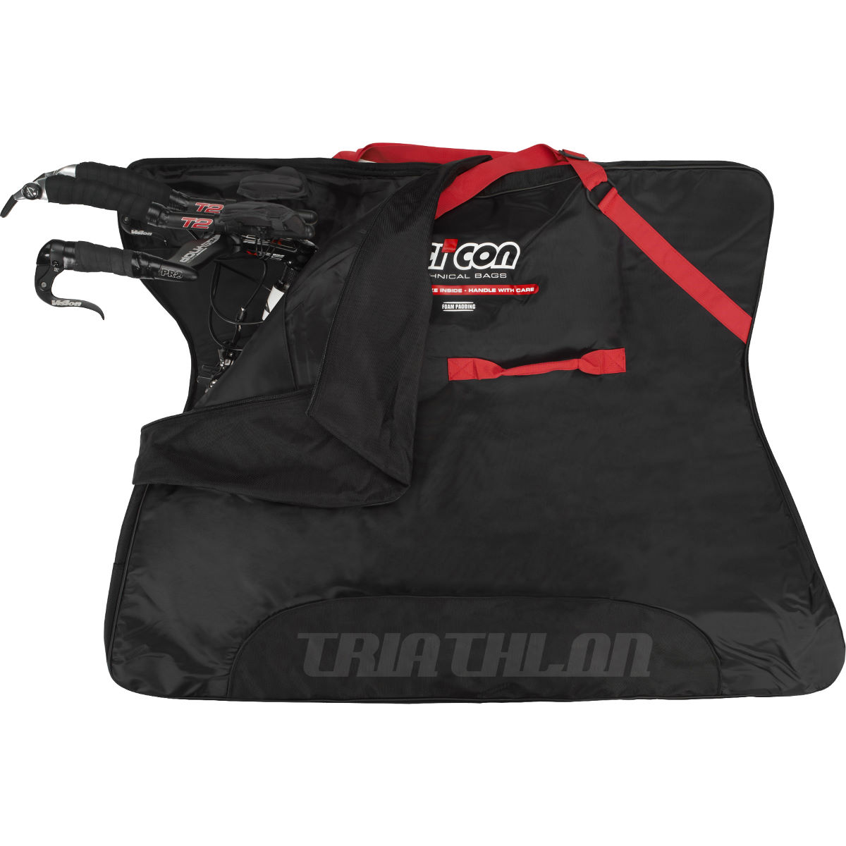 Scicon Soft Bike Bag Travel Plus - Bolsas portabicicletas