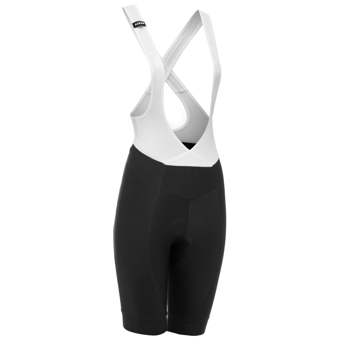 dhb Aeron Women's Equinox Bib Short - UK 14 Black | Bib Shorts