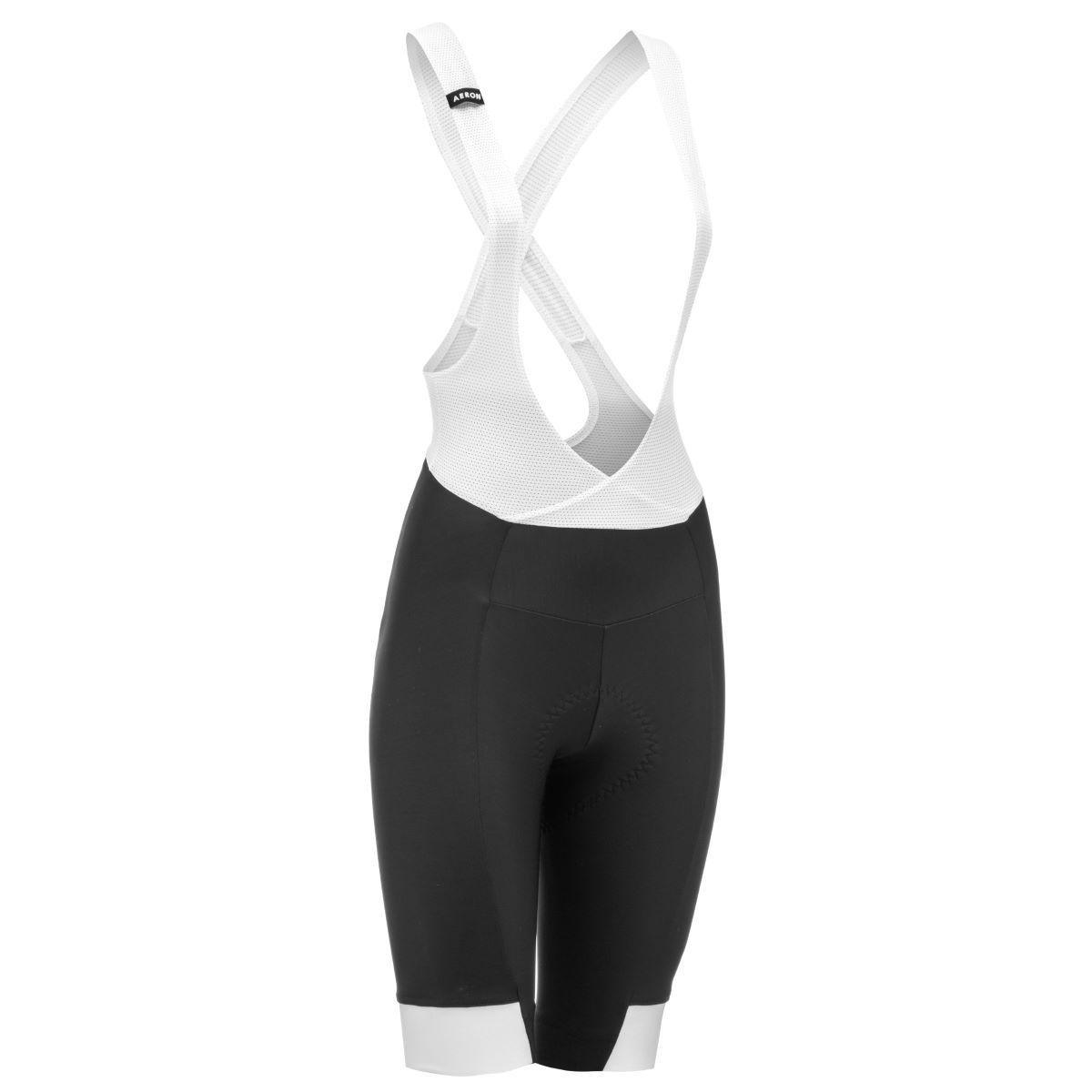 dhb Aeron Women's Bib Shorts - UK 8 Black/White | Bib Shorts
