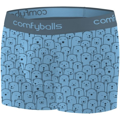 Comfyballs Luxury Cotton (Long) | Base layers
