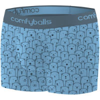 Comfyballs Luxury Cotton (Long) Boxers