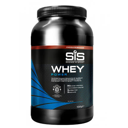 Science in Sport WHEY POWER (1035g)