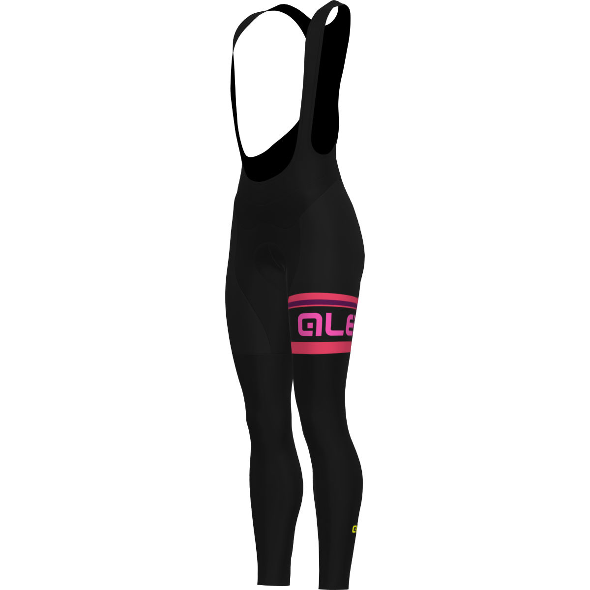 Alé Faded Stripe Women's Bib Tights - Culotes largos con tirantes