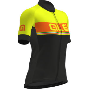 Alé Stripe Cycling Collection-long sleeve jacket and jersey