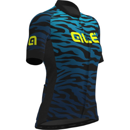 Alé Women's Zebra Print Short Sleeved Jersey