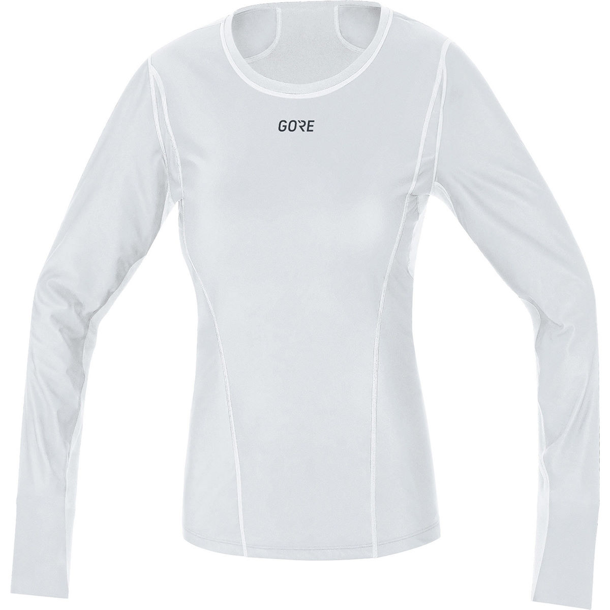 Gore Womens Windstopper Thermo Long Sleeve Base Layer - Camisetas interiores