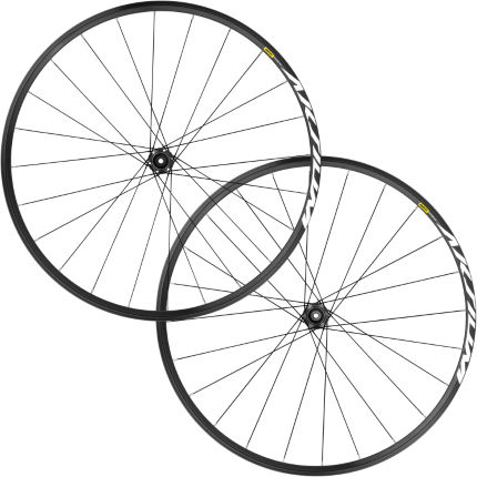 Mavic Aksium 2019 Disc 6-Bolt Wheelset