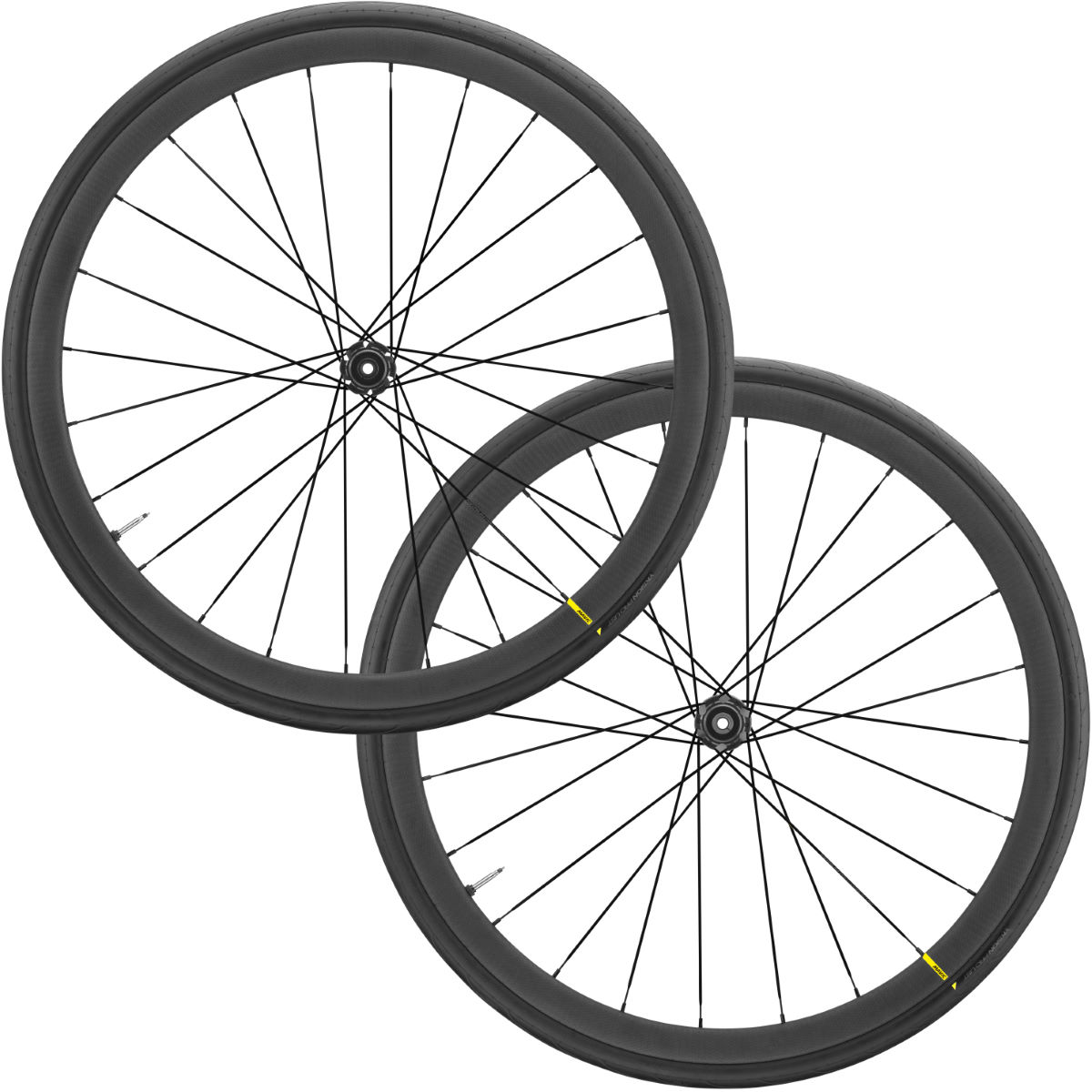 Mavic Ksyrium Pro Carbon UST Disc Wheelset (WTS) - Wheel sets