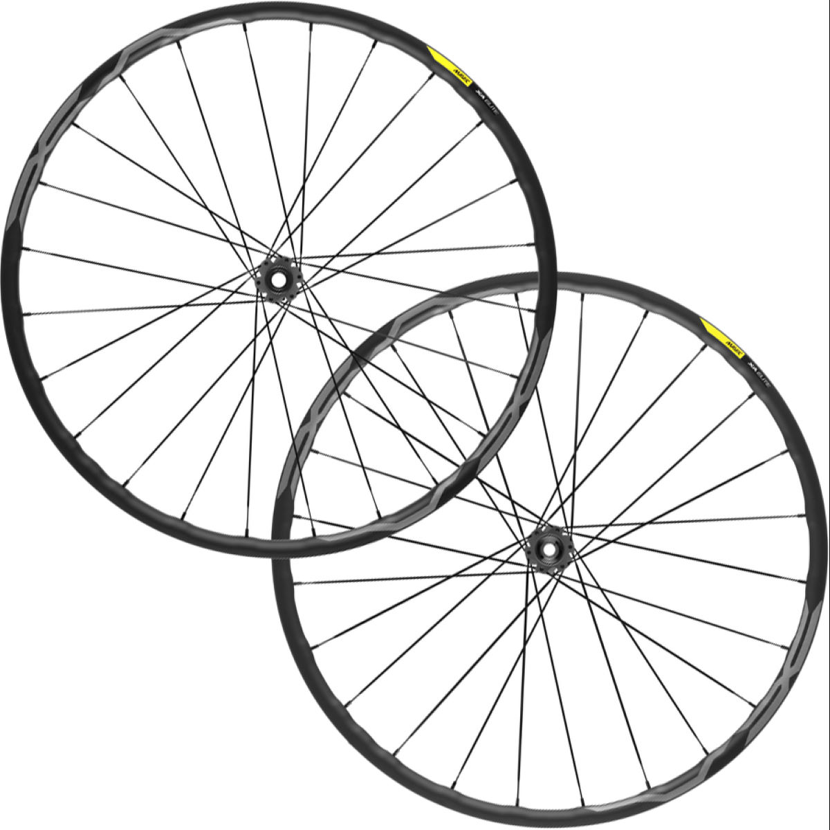 Mavic XA Elite Boost Wheelset - Wheel sets