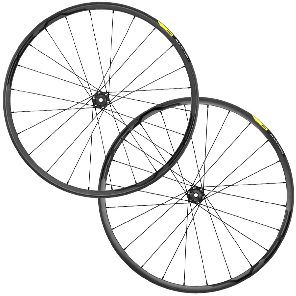 Mavic XA Elite Carbon Wheelset - Wheel sets